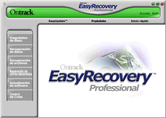 Imagen EasyRecovery Professional 6.22.02