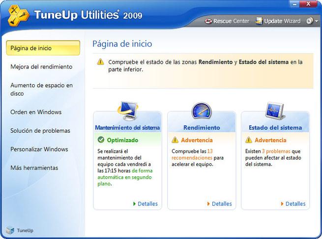 Tuneup 2009