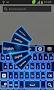 GO Keyboard Neon Blue - Imagen 2
