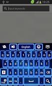 Imagen GO Keyboard Neon Blue 1.4