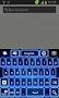 GO Keyboard Neon Blue - Imagen 1