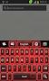 GO Keyboard Neon Red Free - Imagen 5
