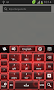 GO Keyboard Neon Red Free - Imagen 7
