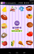 Imagen Memoria. Juegos infantiles 1.2.2