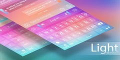 Imagen GO Keyboard Light Theme 1.0