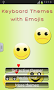 Keyboard Themes with Emojis - Imagen 3