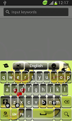Imagen Keyboard Themes with Emojis 1.4