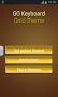 GO Keyboard Gold Theme - Imagen 3