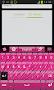 Zebra Pink Keyboard - Imagen 4