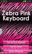 Imagen Zebra Pink Keyboard 1.8