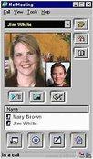 Imagen Microsoft NetMeeting 3.01