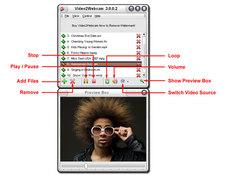 Imagen Video2Webcam 3.2.9.8