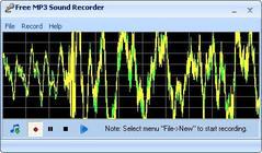 Imagen Free MP3 Sound Recorder 1.9