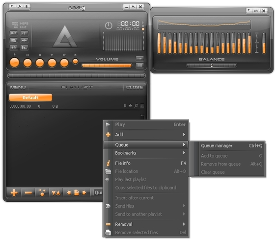 aimp player free download windows xp