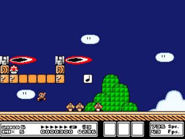 Super Mario Bros 3 Descargar