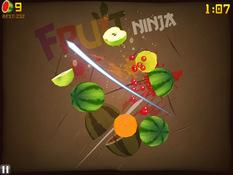Imagen Fruit Ninja HD Lite 1.6.1