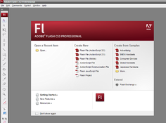 Imagen Adobe Flash CS3 Professional