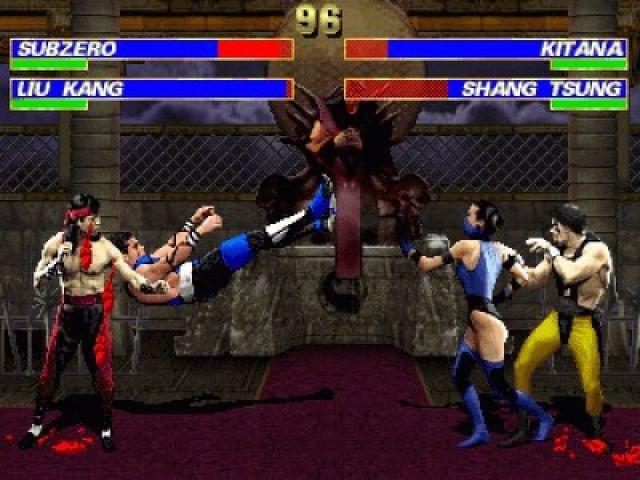 Mortal Kombat Project - Download