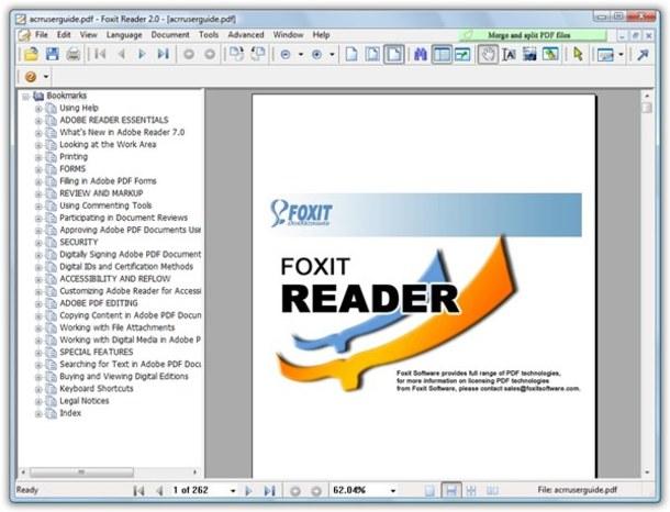 foxit pdf reader 5.1 free download