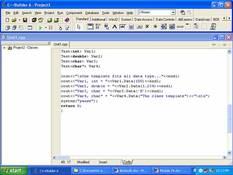 Imagen Borland C++ Builder 6.0
