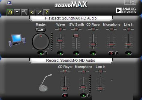 SoundMAX Integrated Digital Audio Drivers? - Dell Community
