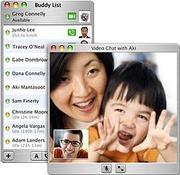 Imagen iChat AV 2.1