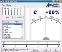 Imagen AP Guitar Tuner 1.02
