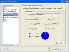Imagen Recovery Manager 1.5