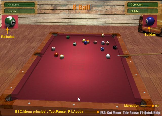 3d Live Pool Descargar