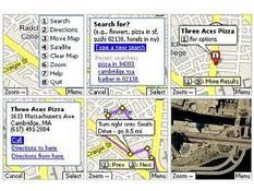 Imagen Google Maps para Nokia/Symbian S60 1.2