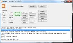 Imagen XAMPP Windows 5.6.3