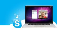 Imagen Skype para Mac OS X 2.8.0.659