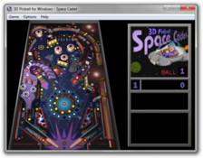 Imagen Microsoft Pinball For Windows Vista & 7
