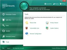Imagen Kaspersky Internet Security 2011 11.0.2.556