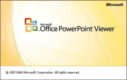 microsoft powerpoint viewer 2007 descargar