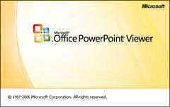 Imagen Microsoft PowerPoint Viewer 2007 1