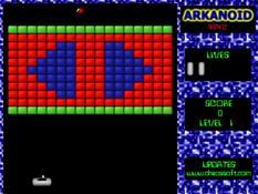Imagen Arkanoid 1.20 (Win32)