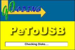 Imagen PeToUSB - Boot BartPE From USB 3.0.0.7