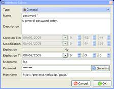 Imagen GPass 0.5.1