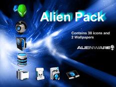 Imagen Alienware Icon Pack