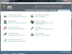 Imagen AVG PC Tuneup 2012 10.0.0.27