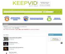 Imagen Keepvid 1.0