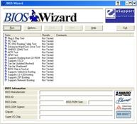 Imagen BIOS Wizard 2.1