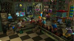 Imagen Lego Harry Potter Años 1-4