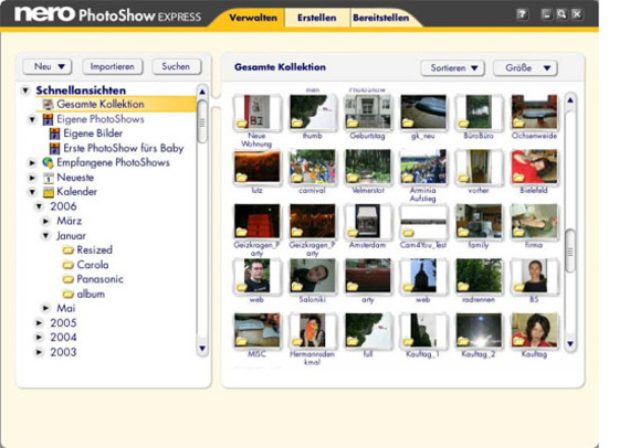 nero photoshow express 4.5