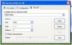 Imagen SSC Service Utility 4.30