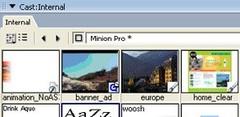 Imagen Macromedia Director MX 2004 11