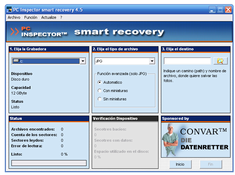 Imagen PC INSPECTOR smart recovery 4.5