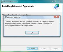 Imagen AppLocale Utility 1.0
