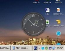 Imagen Desktop Clock 1.6